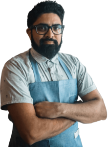 Niven Patel | Bollywood Bar & Clay Oven