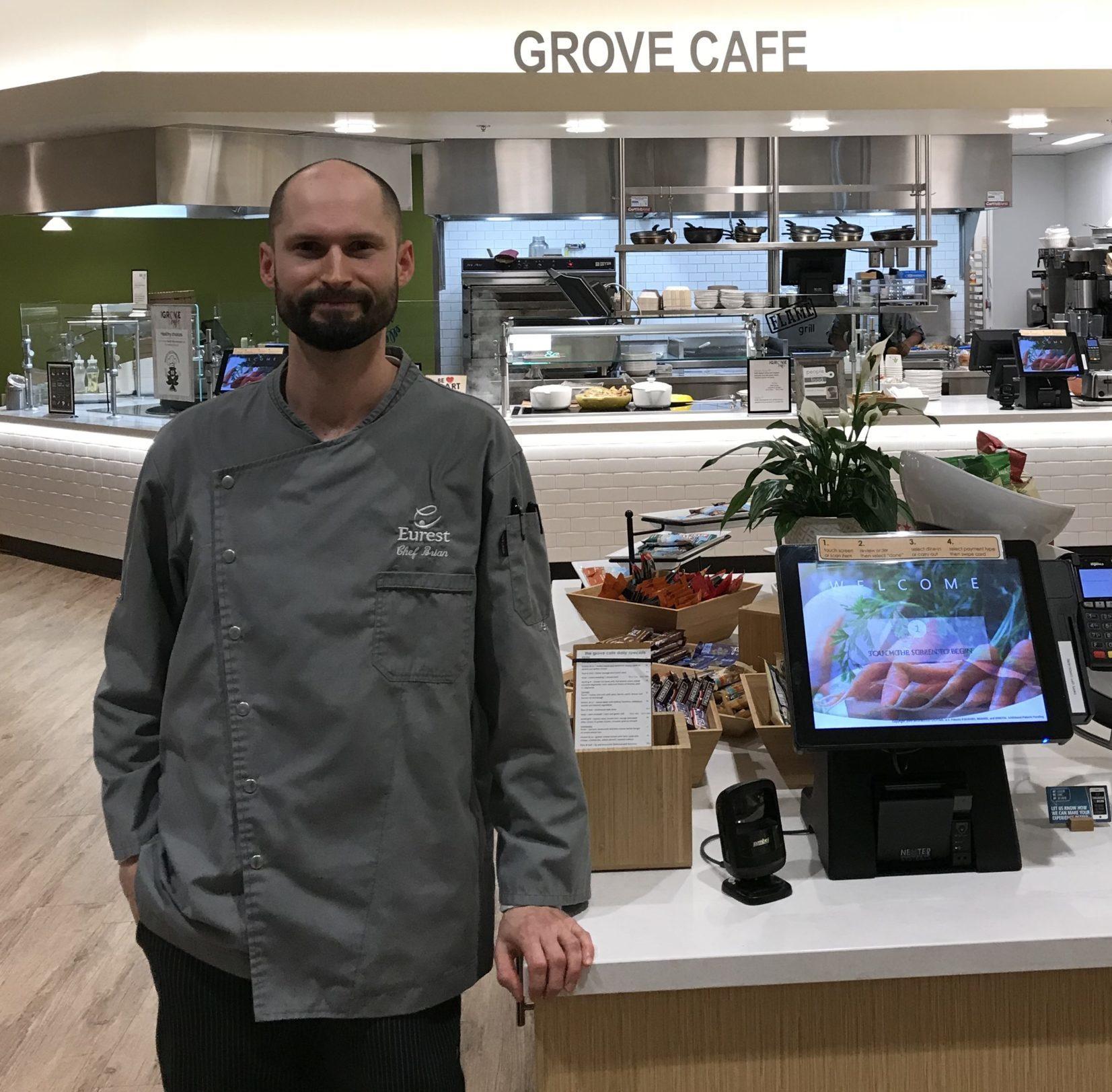 Brian Gilbaugh   Grove Café