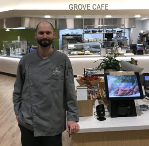 Brian Gilbaugh | Grove Café