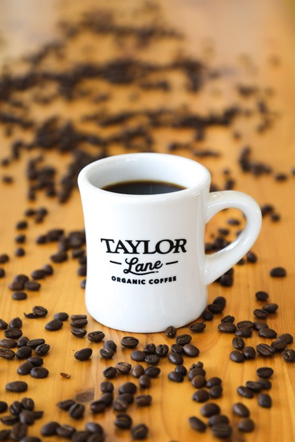 Taylor Lane Organic Coffee